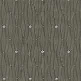 Albany Tiffany Lustre Bead Mocha Wallpaper - Product code: 9368