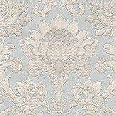 Albany Sorrentino Damask Wedgewood Wallpaper - Product code: 9814