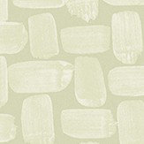 Engblad & Co Canvas Apple Green Wallpaper - Product code: 6209