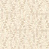 Engblad & Co Knit Medium Warm Beige Wallpaper - Product code: 6223