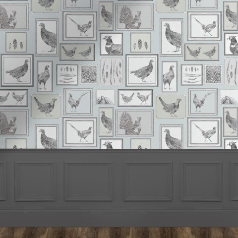 Voyage Avem Wallart Frost Mural - Product code: WA170111