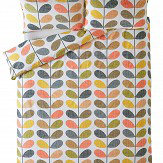 Orla Kiely Scribble Stem Housewife Pillowcases Pair Multi