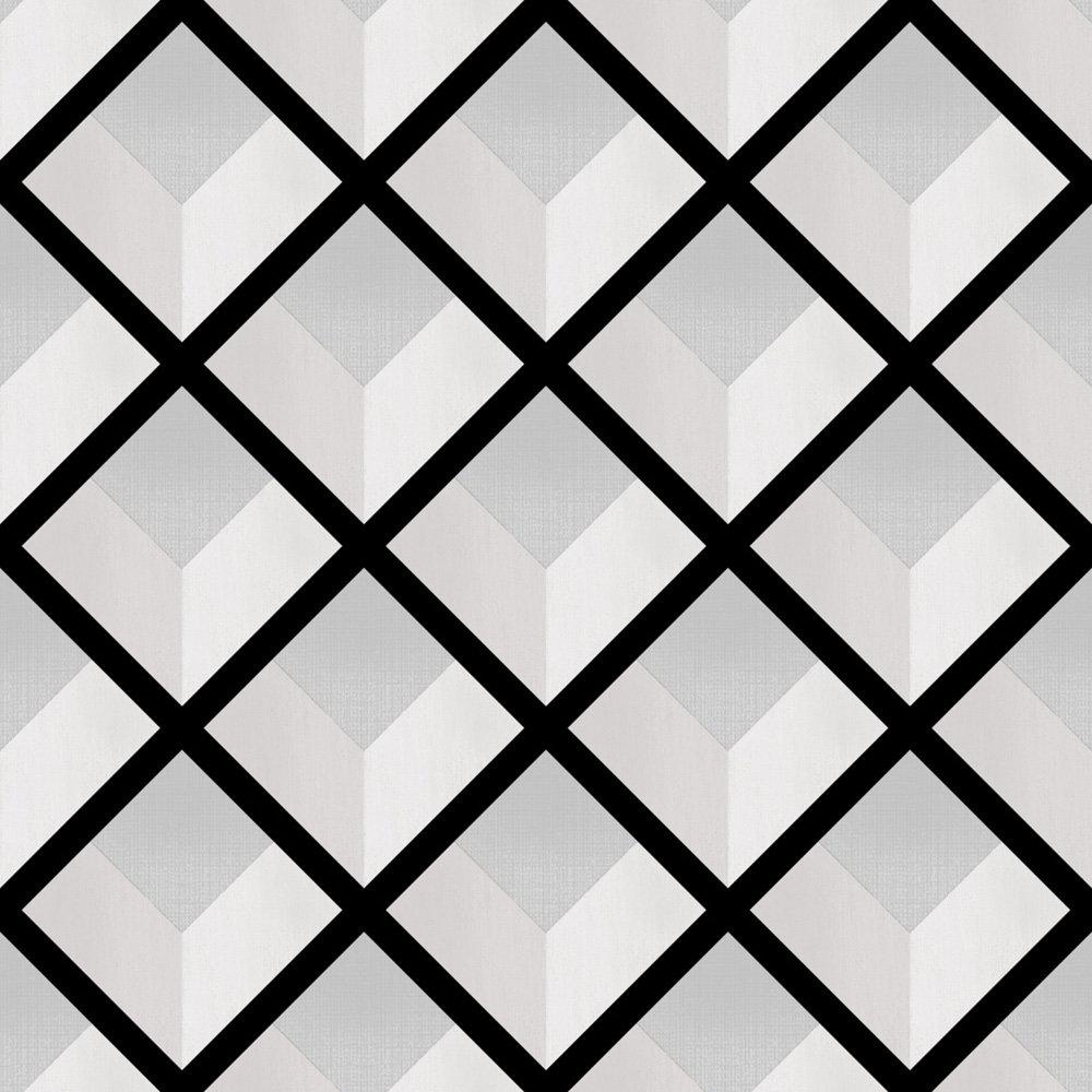 Coordonne Vincent Silver Wallpaper - Product code: 6600014