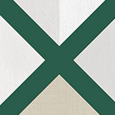 Coordonne Vincent  Green Wallpaper - Product code: 6600015