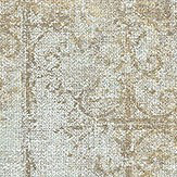 Galerie Plasterwork Duck Egg / Beige Wallpaper - Product code: G56389