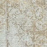 Galerie Plasterwork Duck Egg / Beige Wallpaper