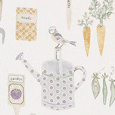 Sanderson The Gardener Fig Fabric