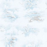 Galerie Seagulls Blue Wallpaper - Product code: G56423