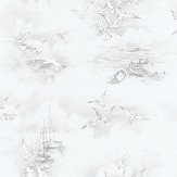 Galerie Seagulls Grey Wallpaper - Product code: G56424