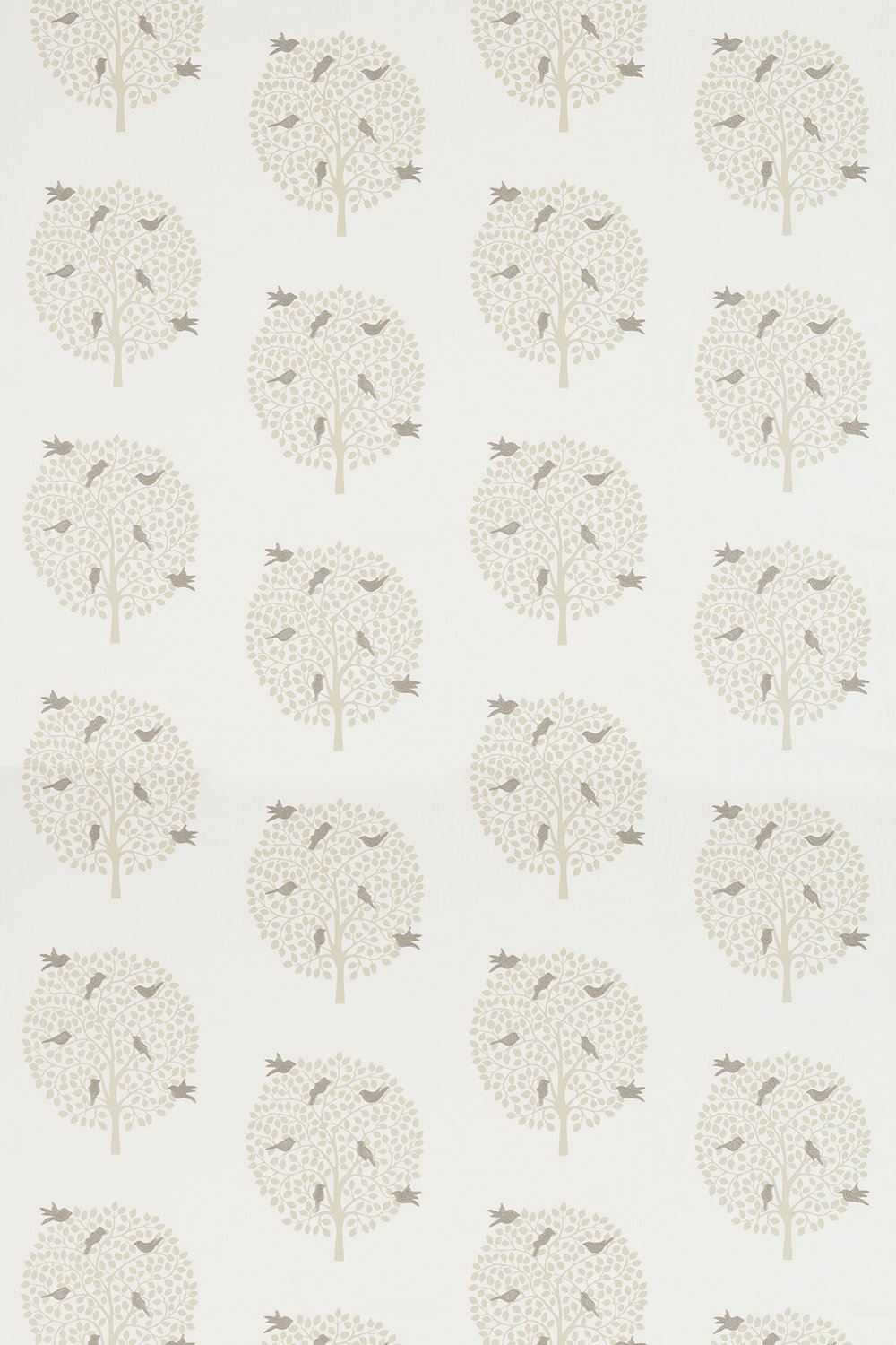 Sanderson Bay Tree Mole Fabric main image