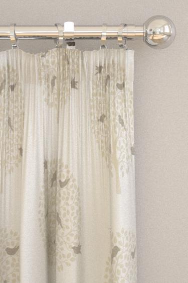 Sanderson Bay Tree Mole Curtains - Product code: 236430