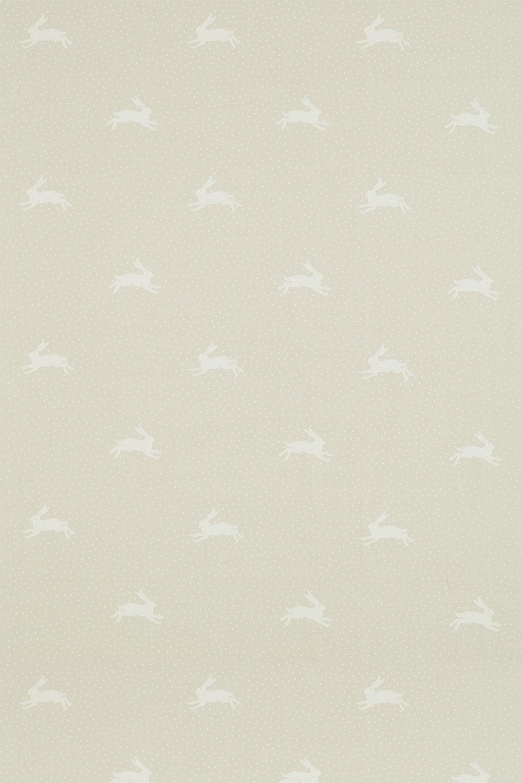 Warren Fabric - Linen - by Sanderson