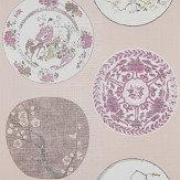 JAB Anstoetz  Okirai Pink Wallpaper - Product code: 4-4087-010