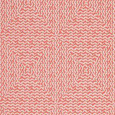 Nina Campbell Mourlot Coral Fabric - Product code: NCF4293-01