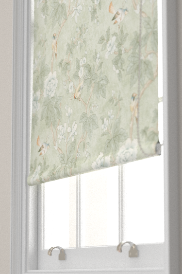 Sanderson Chiswick Grove Sage Blind - Product code: 226370