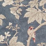 Sanderson Chiswick Grove Charcoal Fabric
