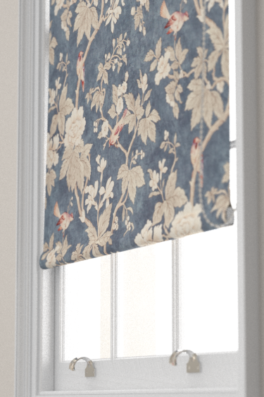 Sanderson Chiswick Grove Charcoal Blind - Product code: 226371