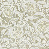 Sanderson Annandale Taupe Fabric