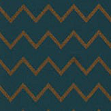 Zoffany Oblique Prussian Blue Wallpaper - Product code: 312815