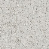 Brewers Cork Effect Grey / Silver Wallpaper