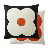 Orla Kiely Giant Abacus cushion Red