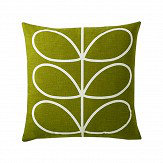 Orla Kiely Linear Stem cushion Apple
