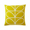 Orla Kiely Linear Stem cushion Sunflower