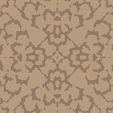 SketchTwenty 3 Fabric Diamond Copper Wallpaper - Product code: SL00813