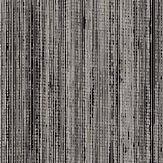 SketchTwenty 3 Sloane Silver / Black Wallpaper