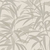 SketchTwenty 3 Palm Silver / Cream Wallpaper - Product code: SL00837
