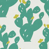 Scion Opunita Forest / Lime Wallpaper - Product code: 111802