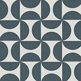 Scion Forma Liquorice Wallpaper