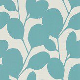 Scion Ocotillo Marine Wallpaper - Product code: 111820