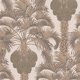 Cole & Son Hollywood Palm Rose Gold Wallpaper