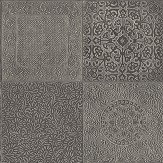 Cole & Son Bazaar Pewter Wallpaper