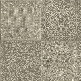 Cole & Son Bazaar Gilver Wallpaper