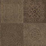 Cole & Son Bazaar Bronze Wallpaper
