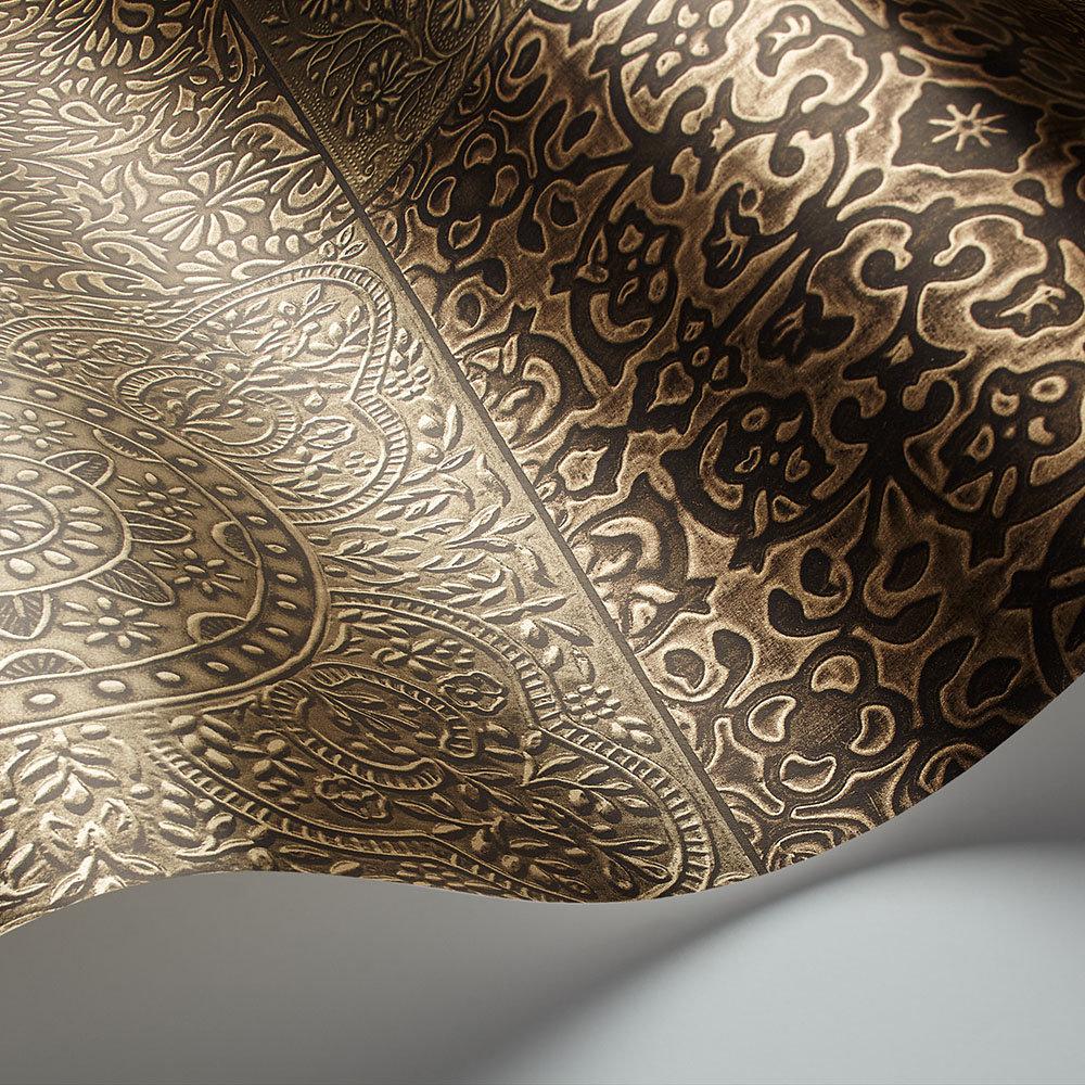 Cole & Son Bazaar Bronze Wallpaper - Product code: 113/2007