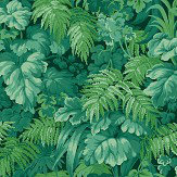 Cole & Son Royal Fernery Forest Green Wallpaper - Product code: 113/3009