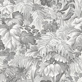 Cole & Son Royal Fernery Warm Grey Wallpaper - Product code: 113/3011