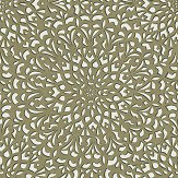 Cole & Son Medina Gilver / Parchment Wallpaper