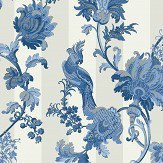 Cole & Son Zerzura China Blue Wallpaper - Product code: 113/8022