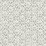 Cole & Son Jali Trellis Stone Wallpaper
