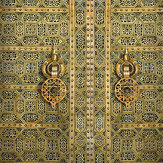 Cole & Son Bahia Panel Gold / Stone Mural