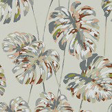 Harlequin Kelapa Charcoal / Blush Wallpaper - Product code: 111754