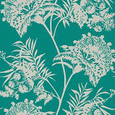 Harlequin Bavero Emerald Wallpaper - Product code: 111765