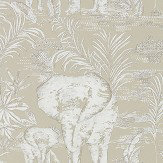 Harlequin Kinablu Linen Wallpaper - Product code: 111776