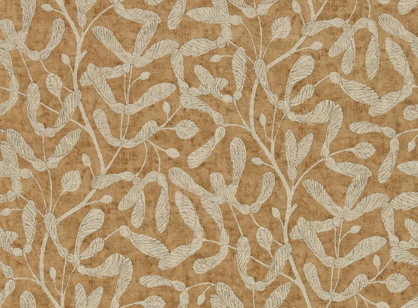 Sanderson Sycamore Trail Copper Wallpaper main image