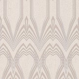 Roberto Cavalli Deco Cream / Taupe Wallpaper - Product code: 16004