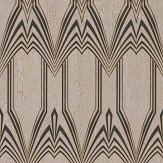 Roberto Cavalli Deco Gold Wallpaper